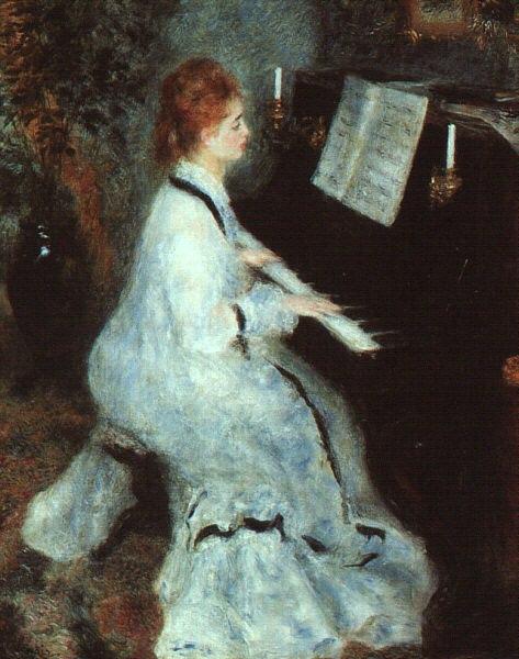 Renoir Inspiration......