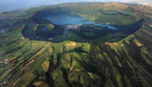 Seven Cities Volcano - innactive....!