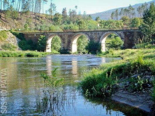 Nodar's Bridge - River Paiva
